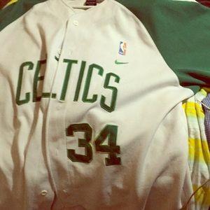 Boston Celtics Jersey